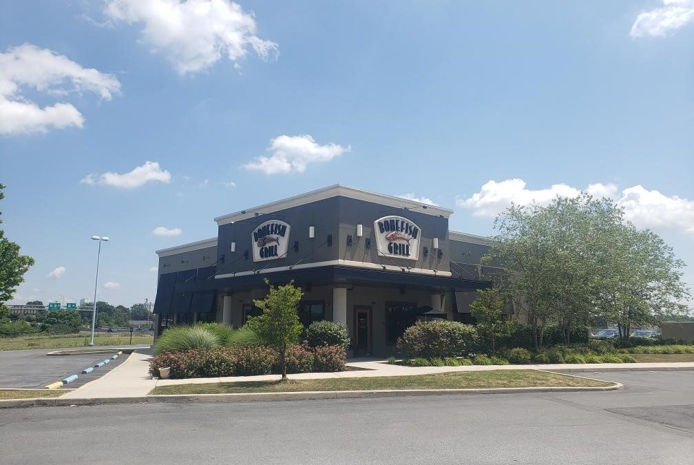 Bonefish Grill Property Sold