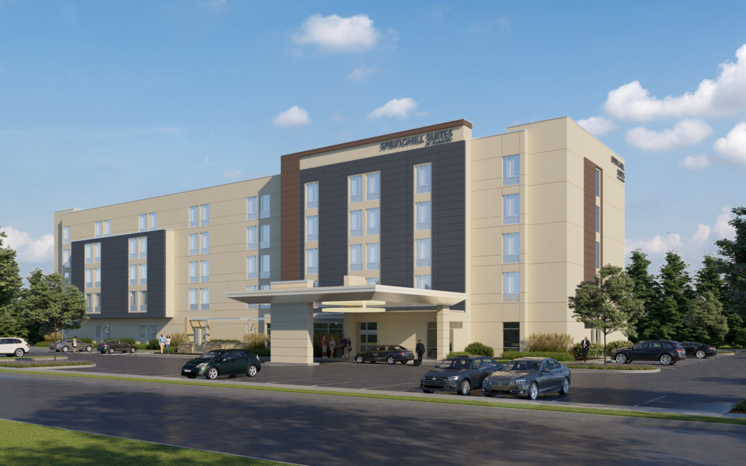 Lower Allen Commons adds a Hotel to the High-End Retail Center